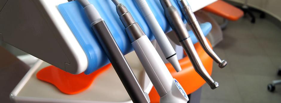 Dysponujemy nowoczesnymi unitami dentystycznymi.